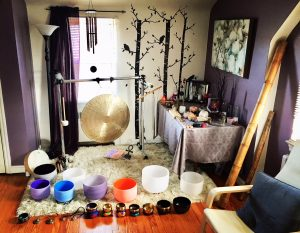 Sound Healing @ Attuned with Spirit | North Wales | Pennsylvania | United States