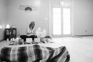 Moving to Peaceful Vibrations @ The Awaken Center